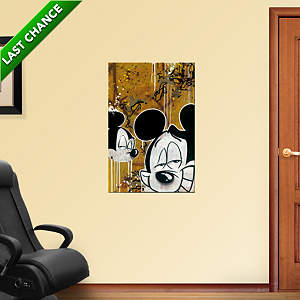 Tres Mickey Part One - Bloc28 Fathead Wall Decal